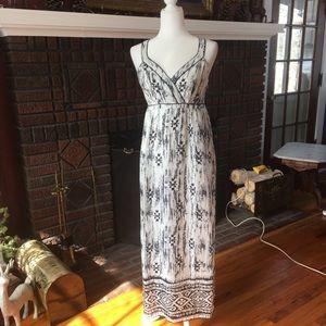 Ann Taylor Cross Back Dress
